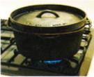 ダッチオーブンの保管2