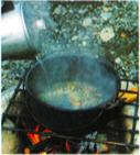 ダッチオーブンのお手入れ方法1