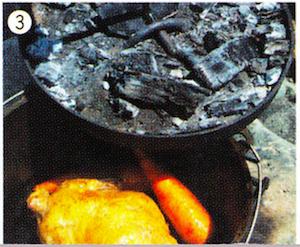ローストチキンの作り方 3