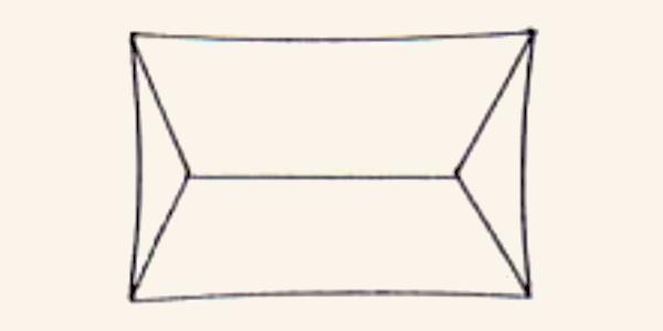 テントの基本構造 A型