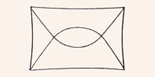 テントの基本構造 魚座型