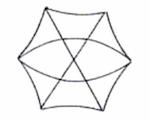 ジオデシック構造 テント