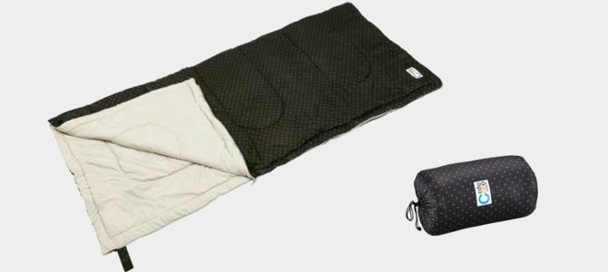 寝袋(シュラフ)の使い方 来客用