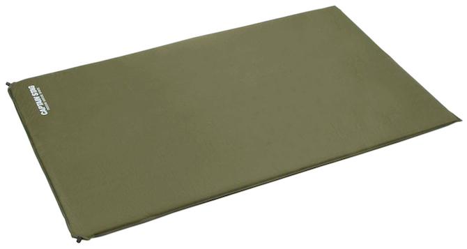 寝袋(シュラフ)の使い方 マットと合わせて使う