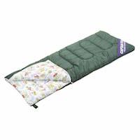 キャプテンスタッグ寝袋(シュラフ)M-3412 NEWフォリア シュラフ(寝袋)<封筒型> 3シーズン用(高山植物柄)