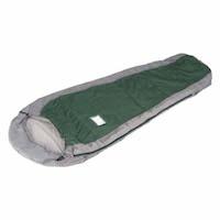 キャプテンスタッグ寝袋(シュラフ)M-3446 アクティブキッズマミー(寝袋)300(グリーン)
