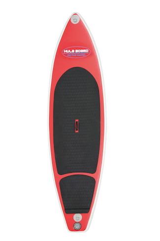 キャプテンスタッグおすすめのSUP(スタンドアップパドルボード)US-1062 フラボード iSUPダンサー302 レッド