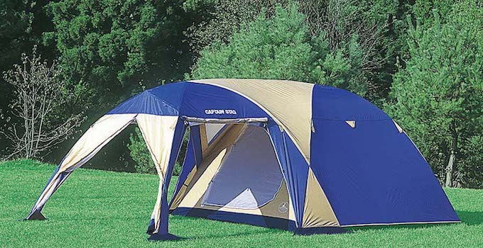 大きさ・使用人数別にテントを選ぶ
