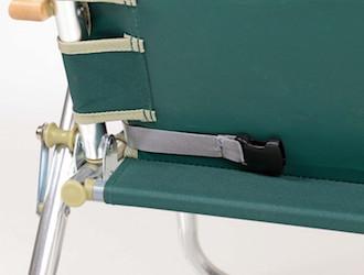 UC-1667 アルミ背付ベンチ用 リラックスクッションカバー 3