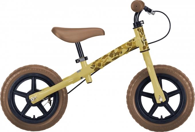 YG-0284 キャンプアウトトレーニングバイク(カモフラージュ)