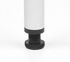 UC-516 ジャストサイズ ラウンジチェアで食事がしやすいテーブル 4~6人用(M)120×60cm アジャスター