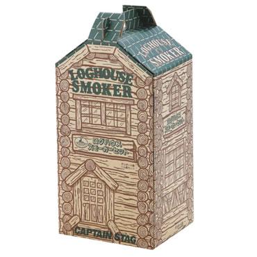 ログハウス スモーカー・ブロックセット