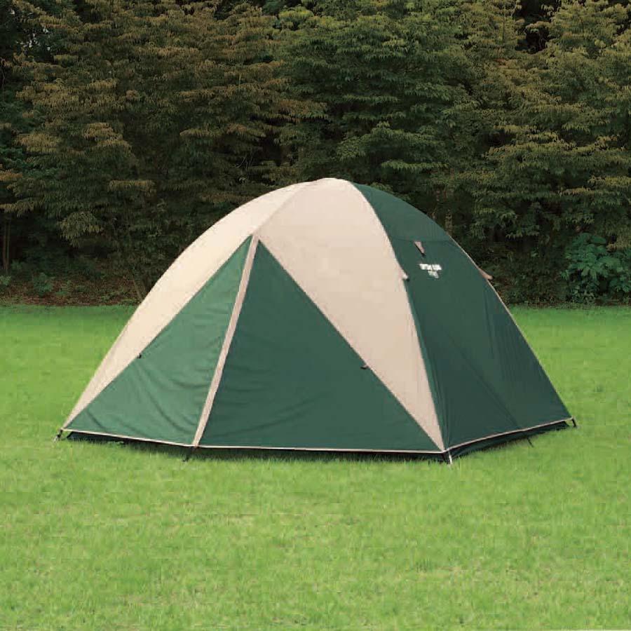 覚えておきたいドーム型テントの張り方・使い方