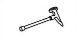 CS エクスギア アルミファミリージオドーム6UV ハンマー