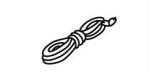 CS ドームテント270UV ガイドロープ