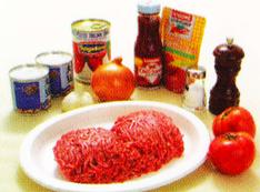 ダッチオーブンレシピ チリビーンズ 材料