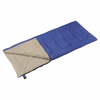 キャプテンスタッグ寝袋(シュラフ)M-3437 ウォッシャブル シュラフ(寝袋)85×190cm