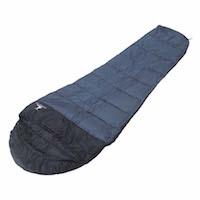 キャプテンスタッグ寝袋(シュラフ)M-3438 アクティブ シュラフ(寝袋)600(グリーン)