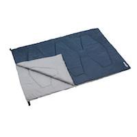 キャプテンスタッグ 寝袋(シュラフ)UB-7 洗えるシュラフ(寝袋)2000〈ダブルサイズ〉