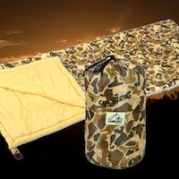 キャプテンスタッグ 寝袋(シュラフ)の種類と選び方