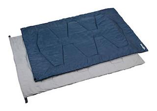 寝袋(シュラフ)の選び方 季節や場所 掛け布団