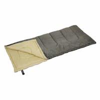 キャプテンスタッグ寝袋(シュラフ)M-3474 ブラッカ 封筒型シュラフ(寝袋)1000