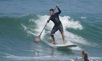 SUP(スタンドアップパドルボード)の楽しみ方 サーフィン