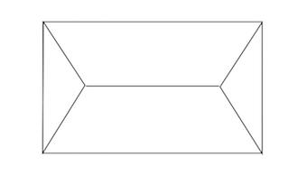 テントの基本構造 A型(H型)