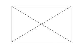 テントの基本構造 クロスフレーム型