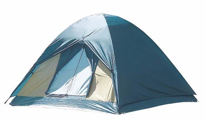 M-3105 クレセント3人用ドームテント