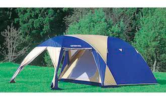 キャプテンスタッグ おすすめテントを大きさ・使用人数別に選ぶ