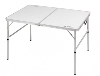 UC-509 ラフォーレ アルミツーウェイテーブル(アジャスター付)(LL)120×80cm High