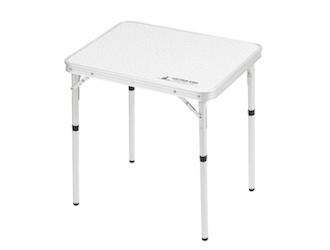 UC-513 ラフォーレアルミツーウェイサイドテーブル(アジャスター付)60×45cm High