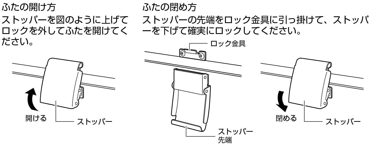 使用方法 1.飲食物を入れる時 UE-76 ステンレスフォームクーラー51LとUE-75 CSブラックラベル スチールフォームクーラー51L