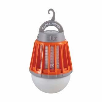 キャプテンスタッグおすすめのLEDランタン UK-4051 LEDバグランタン 1