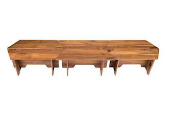 キャプテンスタッグ UP-1038 CSクラシックス ヘキサグリルテーブルセット(137)長テーブル