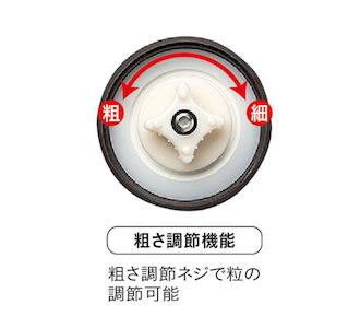 UW-3503 コーヒーミル(セラミック刃)b