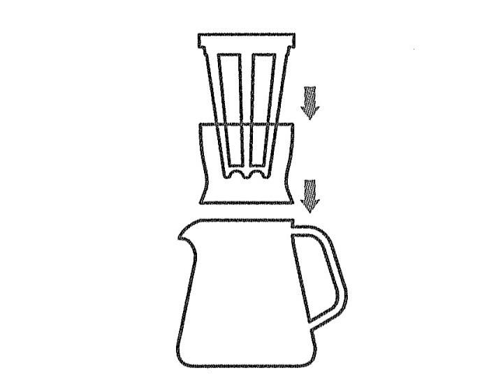 ドリップコーヒーのおいしい淹れ方 1