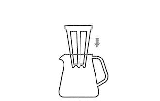 水出しコーヒーのおいしい淹れ方 1