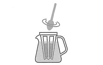水出しコーヒーのおいしい淹れ方 3