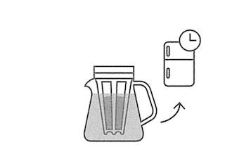 水出しコーヒーのおいしい淹れ方 4
