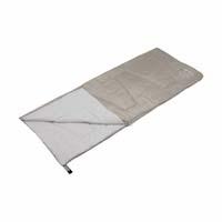 寝袋(シュラフ)UB-25 モンテ 洗えるクッションシュラフ(カーキ)