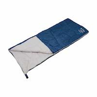 寝袋(シュラフ)UB-27 モンテ 洗えるクッションシュラフ(ネイビー)