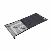 寝袋(シュラフ)UB-28 CSブラックラベル クッションシュラフ