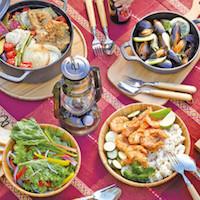 キャンプ・アウトドア用食器で食卓を飾ろう!おすすめアウトドア用食器をご紹介