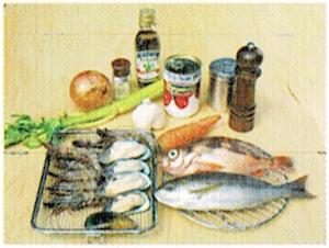 ダッチオーブンレシピ ブイヤベース 材料
