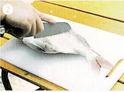 ダッチオーブンレシピ 鯛めし 作り方2