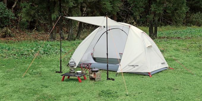 ソロキャンプに女子キャンプ!おすすめのコンパクトアイテム