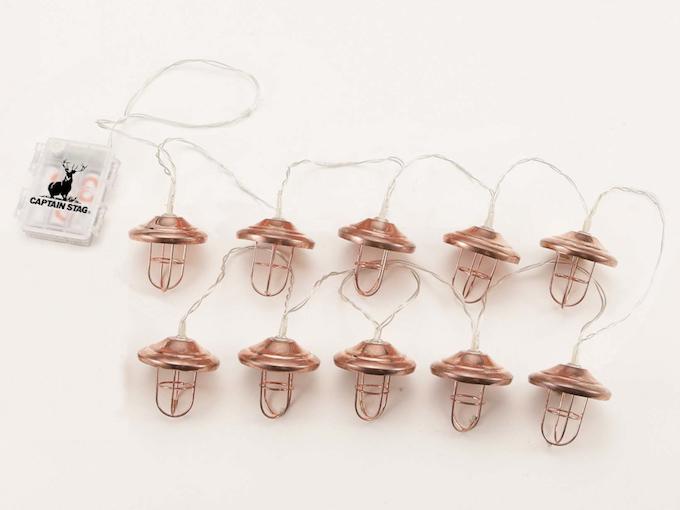 UK-4053 LEDデコレーションライト 10灯(ランプ)