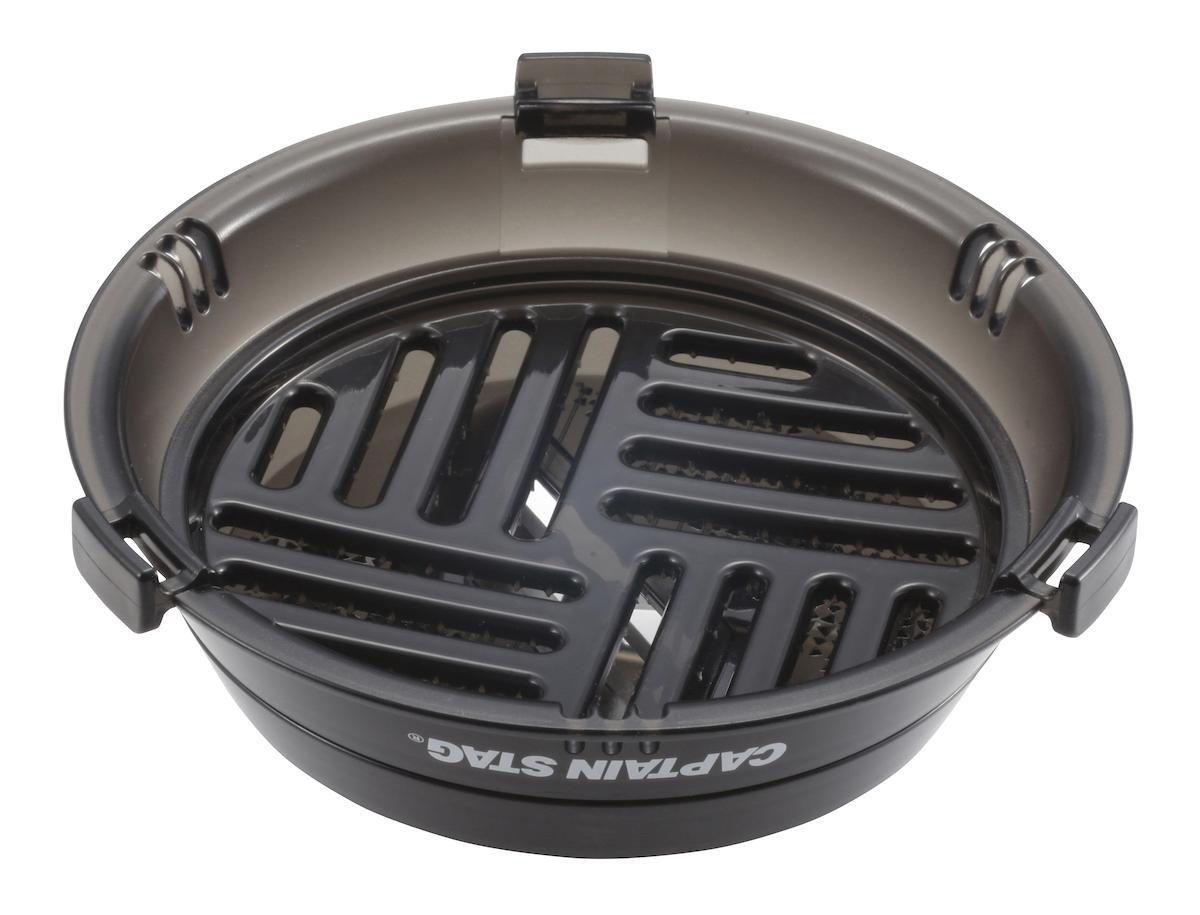 UH-3011 シェラカップ調理器(クリアブラック)